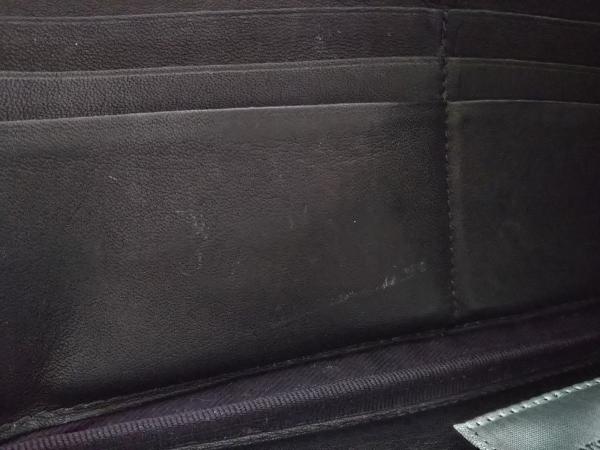 カワカワ 長財布 PVC(塩化ビニール)
