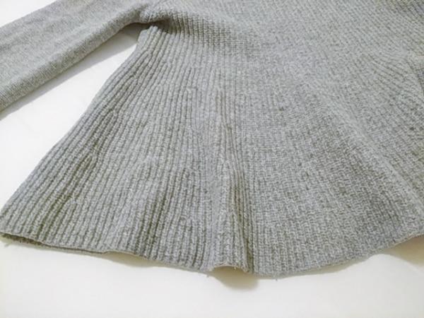ラス 長袖セーター サイズF レディース