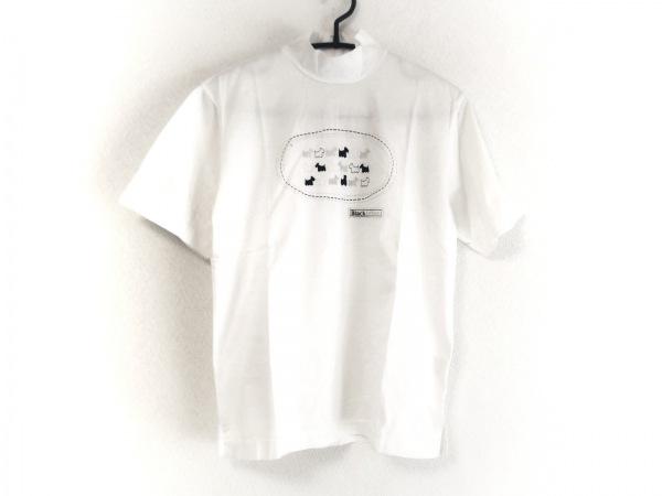 ブラック&ホワイト 半袖Tシャツ サイズM