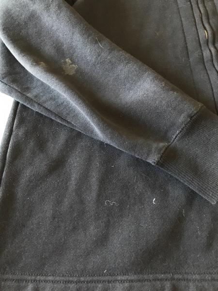 ヒピハパ ブルゾン サイズ1 S メンズ 黒