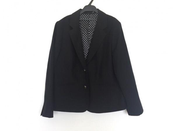 シンクロニシティ ジャケット サイズ3L 黒