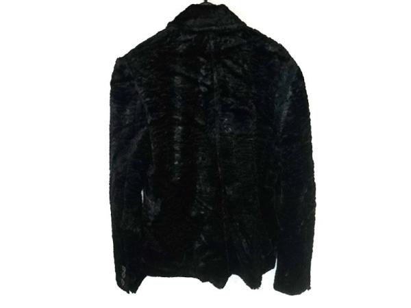 ディーケーエフ ジャケット サイズ44 L 黒