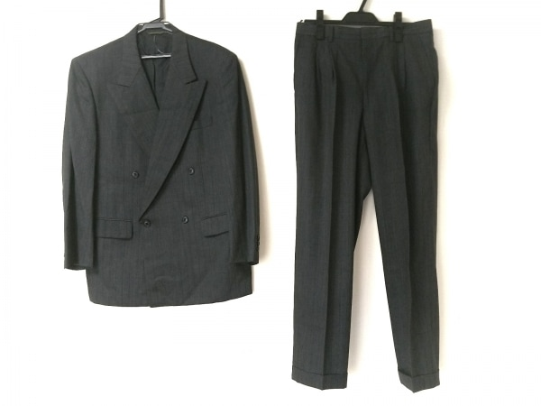 DURBAN(ダーバン) ダブルスーツ メンズ