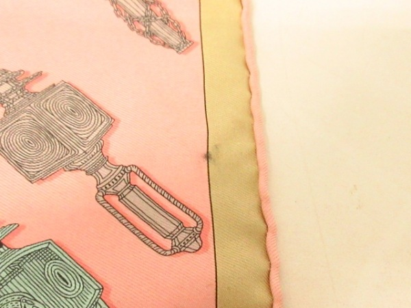HERMES(エルメス) スカーフ プチカレ