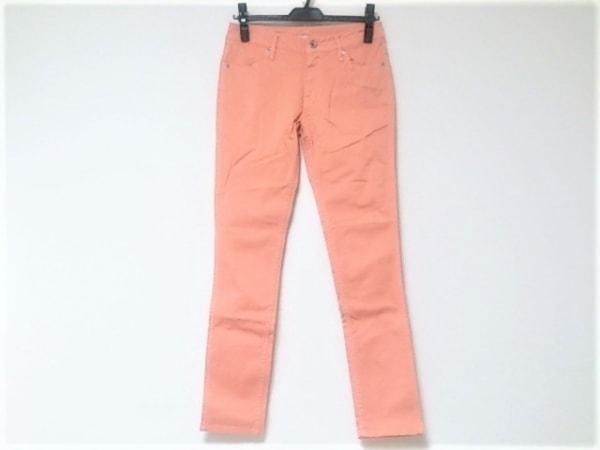 ノールシュド パンツ サイズ36 S オレンジ