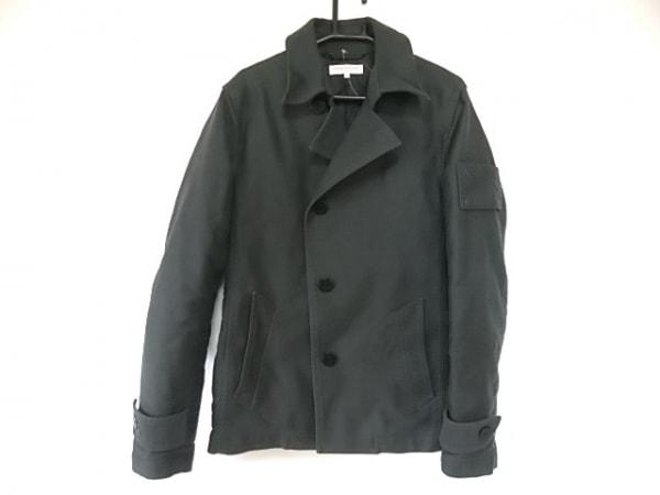 ハイダウェイニコル ジャケット サイズ46 XL レディース ダークグレー