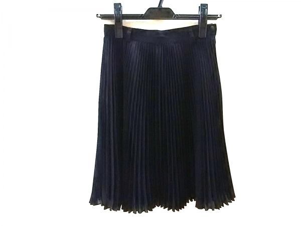 【中古】 ラストシーン LAST SCENE ミニスカート サイズM レディース 黒