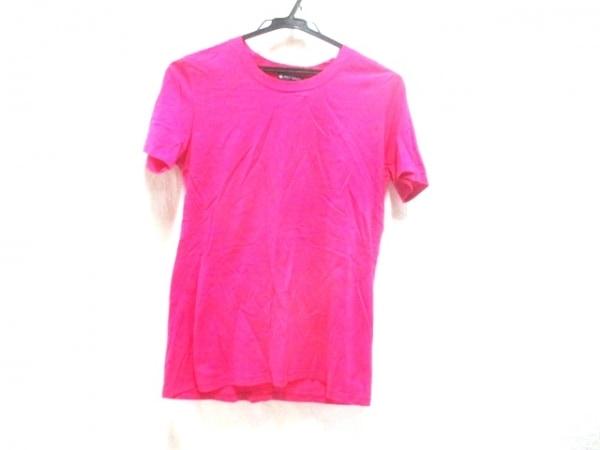 【中古】 プチバトー PETIT BATEAU 半袖Tシャツ サイズXS レディース ピンク