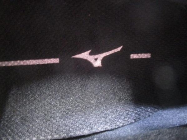 ノーブランド スニーカー 24.5 ユニセックス 黒 5