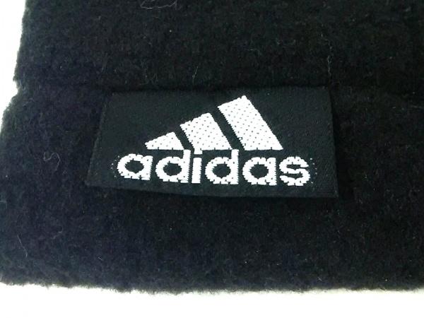 adidas(アディダス) マフラー FREE 黒 -