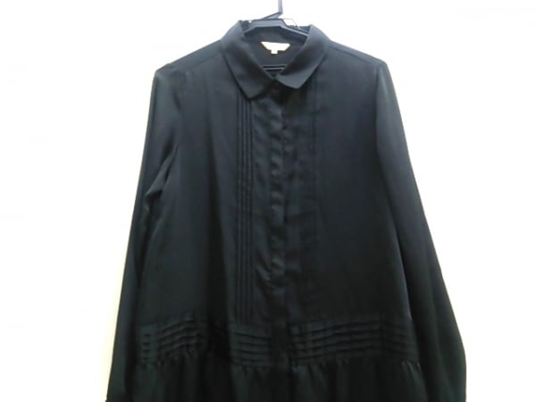 【中古】 ハッシュアッシュ HUSHUSH ワンピース サイズ3 L レディース ブラック