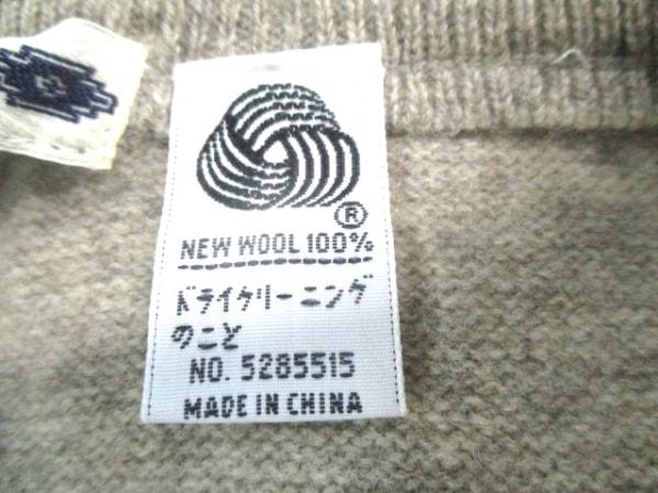 ノーブランド ロングスカート サイズ48B レディース ライトグレー 5