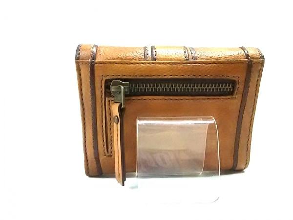 FOSSIL(フォッシル) 3つ折り財布 ブラウン 2
