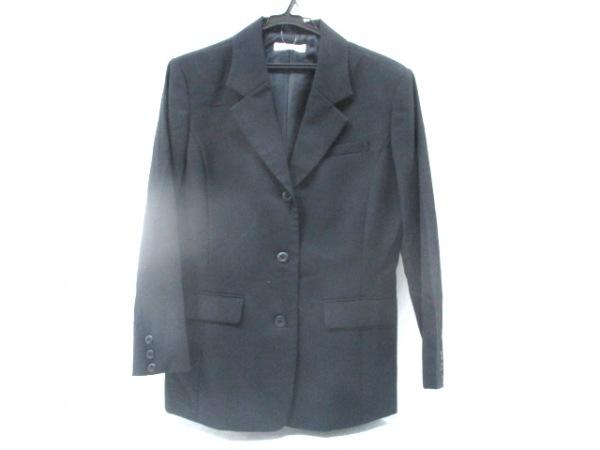 【中古】 エル ELLE ジャケット サイズ165 レディース 黒