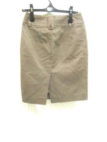 UNTITLED(アンタイトル) スカート サイズM レディース美品  ブラウン 2