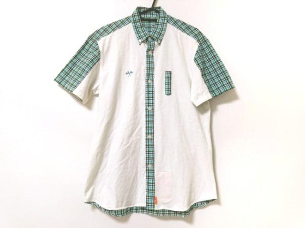 マックダディ 半袖シャツ サイズL メンズ