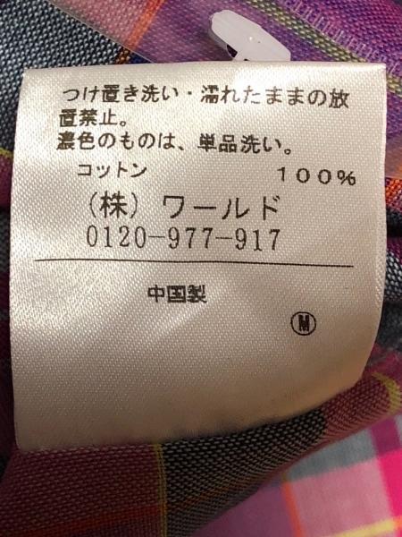 ペンドルトン 長袖シャツブラウス サイズ2 M レディース美品  UNTITLED/チェック柄