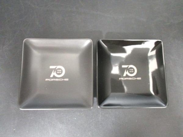 PORSCHE(ポルシェ) プレート新品同様  陶器