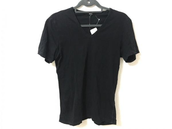 シェラック 半袖Tシャツ サイズ46 XL 黒
