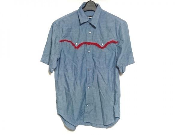エルブラウン 半袖シャツ サイズM メンズ