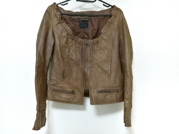 シニカル ライダースジャケット サイズ2 M