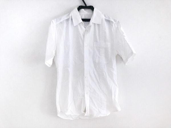 VERONIQUE BRANQUINHO(ヴェロニク・ブランキーノ) 半袖シャツ サイズ46 XL メンズ 白