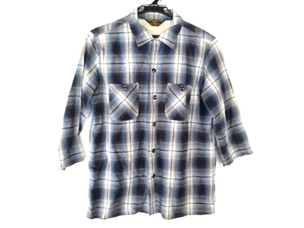 COOTIE(クーティー) 七分袖シャツ メンズ