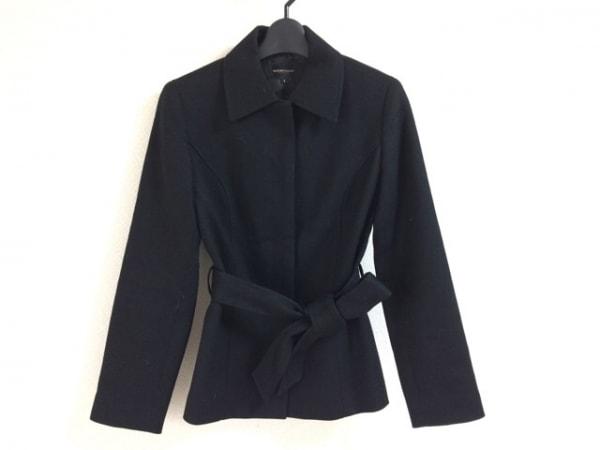 クイーンズコート コート サイズ1 S 黒