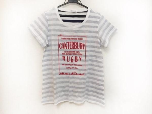 カンタベリー 半袖Tシャツ サイズL