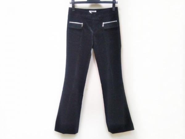 プライベートグレース パンツ サイズ7 S 黒