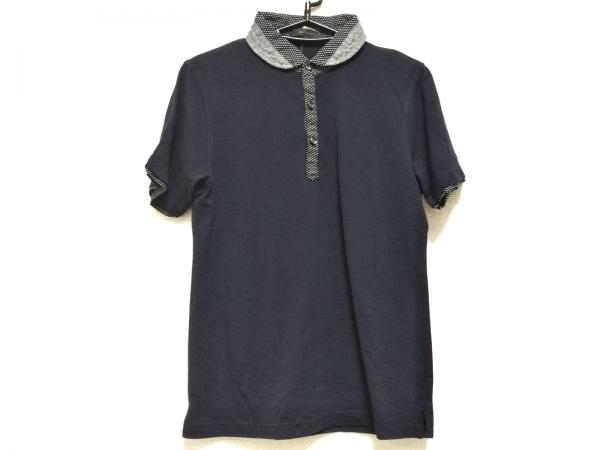 m.f.editorial(エムエフエディトリアル) 半袖ポロシャツ サイズM レディース美品