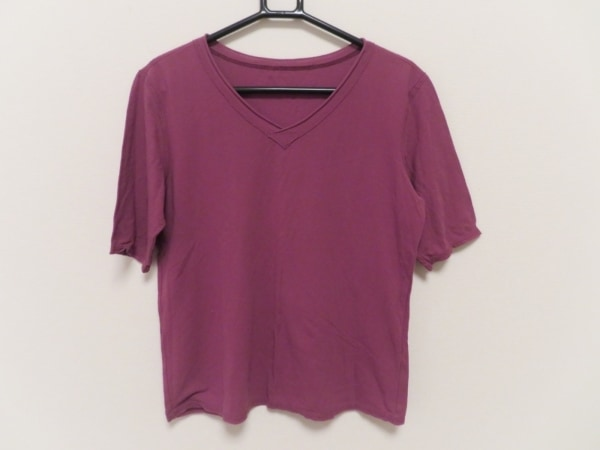 ババグーリ 半袖Tシャツ レディース ピンク