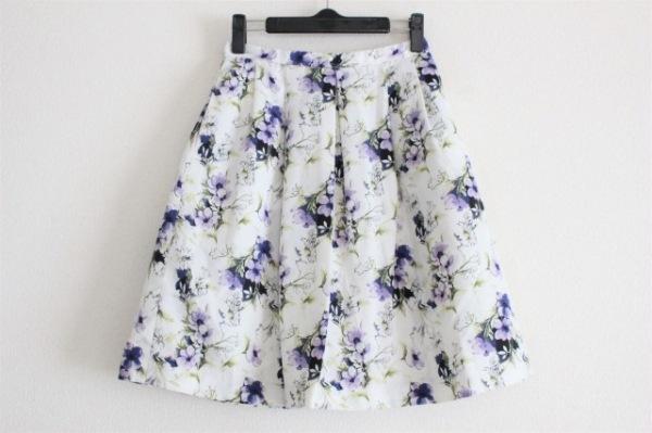 ロペピクニック スカート サイズ36 S 花柄