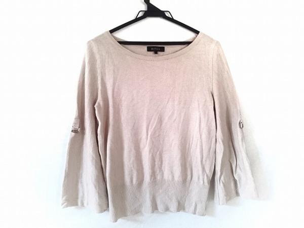 リフレクト 七分袖セーター サイズ9 M