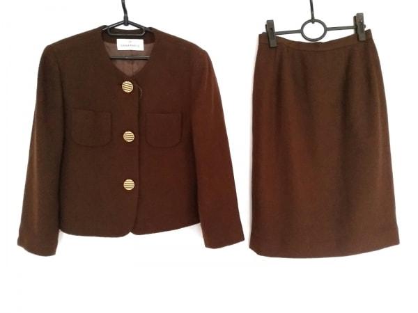 ダナパリ スカートスーツ サイズ9 M