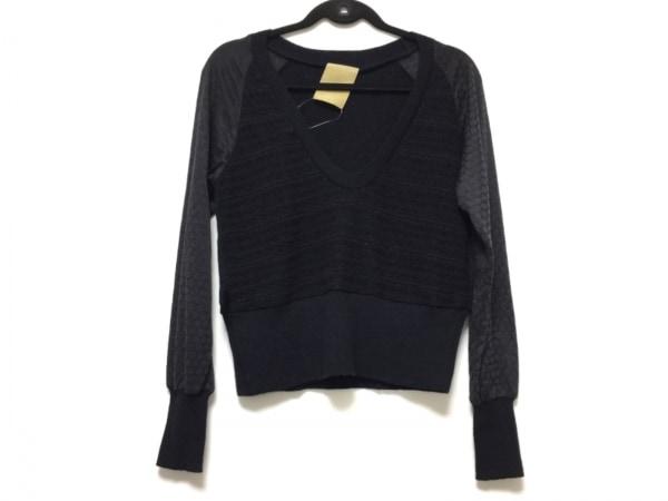 シュウヘイオガワ 長袖セーター サイズ2 M