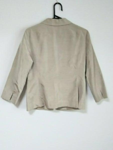 23区(ニジュウサンク) ジャケット サイズ40 M レディース ベージュ 2