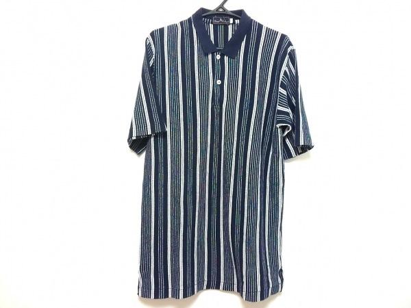 ダニエルクレミュ 半袖ポロシャツ メンズ