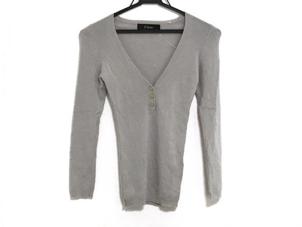 クリーシェ 長袖セーター サイズ38 M
