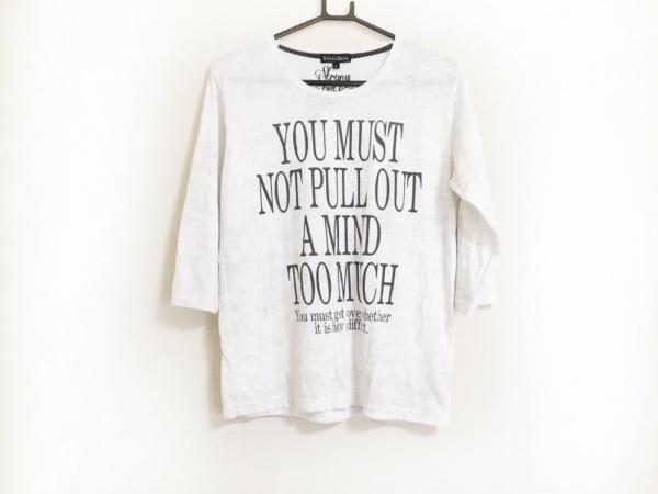 ソリデル 七分袖Tシャツ サイズM美品