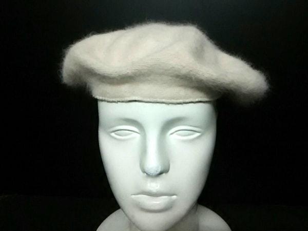 マウジーエクストリーム 帽子 白