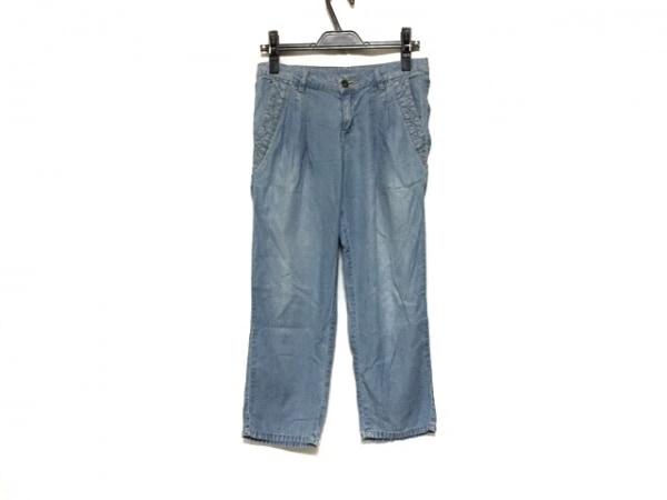 ルシェルブルー パンツ サイズ36 S美品