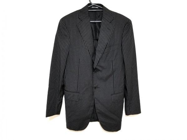 パルジレリ ジャケット メンズ美品  黒×白