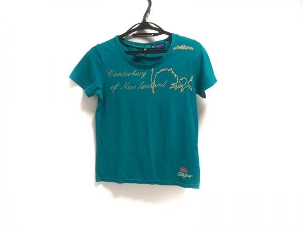 カンタベリー 半袖Tシャツ サイズM美品