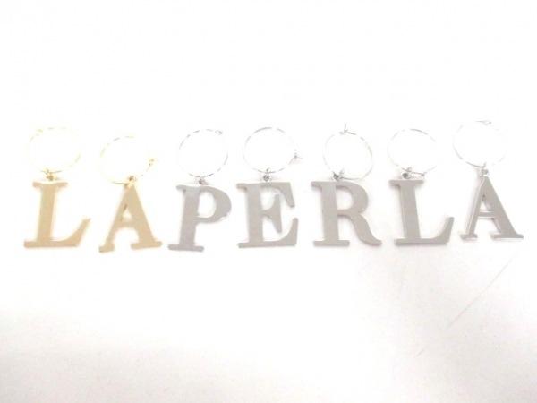 ラペルラ 小物美品  ゴールド/シルバー