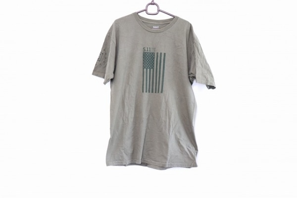 5.11タクティカル 半袖Tシャツ サイズL