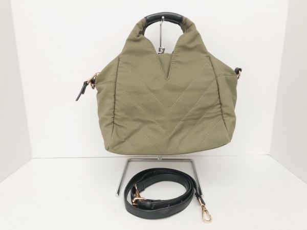 インターステイプル ハンドバッグ