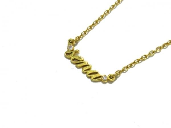 AHKAH(アーカー) ネックレス美品