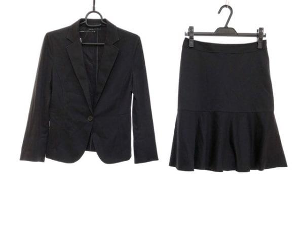 アンタイトル スカートスーツ サイズ2 M 黒