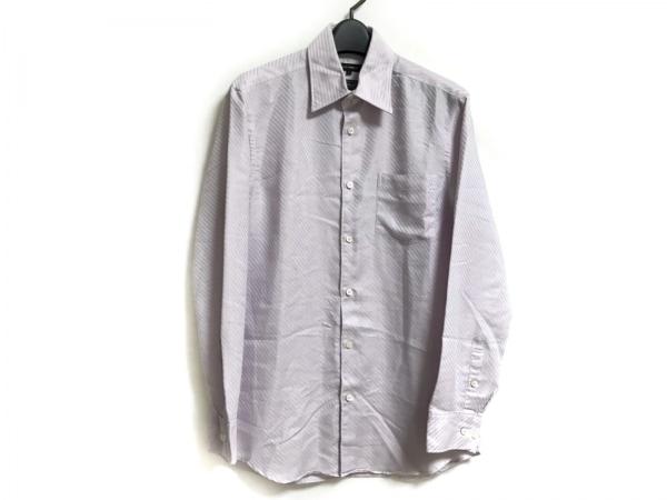 プラチナコムサ 長袖シャツ サイズS メンズ